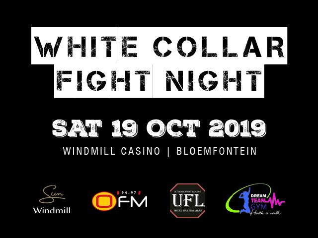 White Collar Fight Night