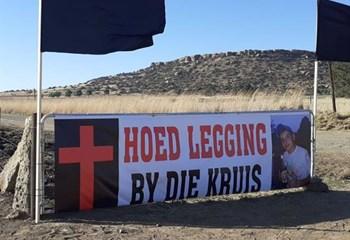 Landbounuus-podcast: Boere hou erediens op plaas by #Senekal - PHOTOS | News Article
