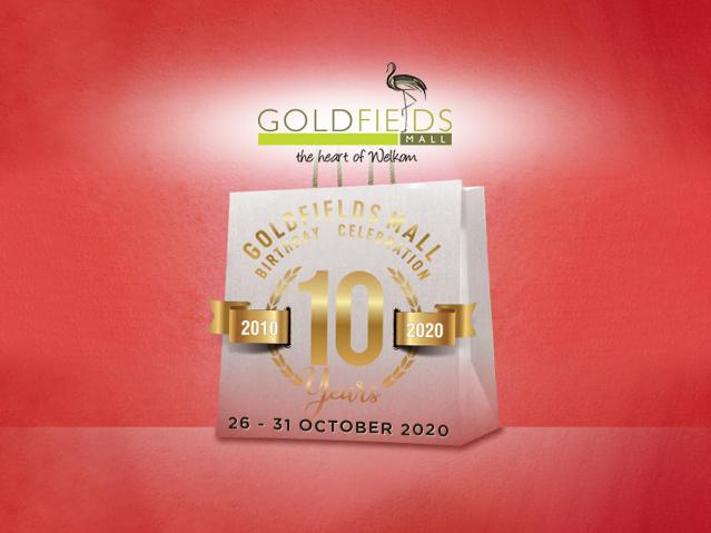 Goldfields Mall's 10th Birthday Celebrations