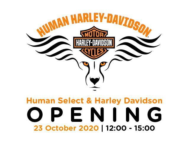 Human Select en Harley Davidson Opening