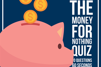 The Good Morning Breakfast; The Money For Nothing Quiz  | Blog Post