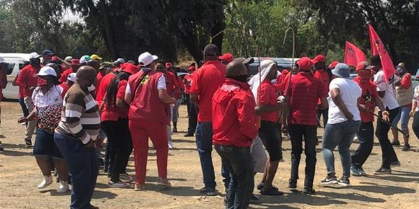 #CosatuNationalStrike draws attention to job losses | News Article