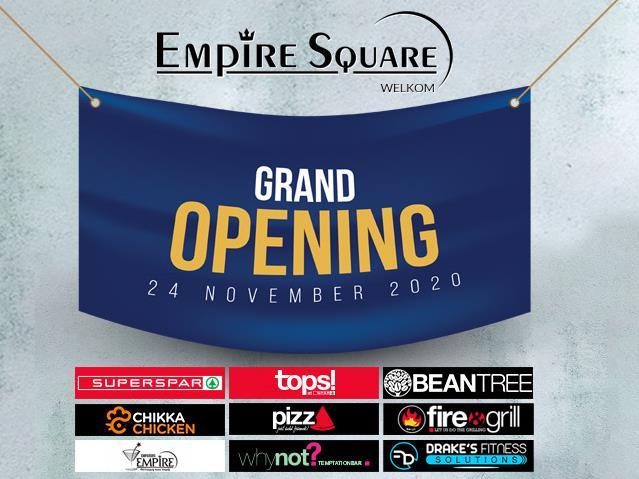 Empire Square Welkom Grand Opening