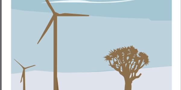 NK se eerste windplaas aan nasionale netwerk gekoppel   News Article