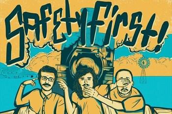 Klanktoets - Safety First gesels oor hulle eerste EP en die enkelsnit Parapapa | Blog Post