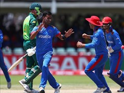 Afghanistan stun South Africa in U19 World Cup opener   News Article