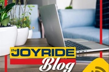 The JoyRide - Time Travel | Blog Post