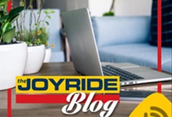 The JoyRide - Time Travel | News Article