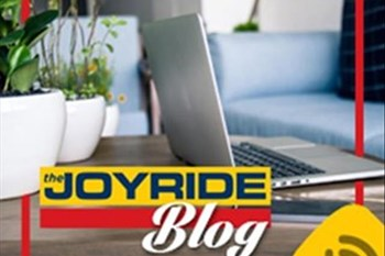 The JoyRide - Lime Puppy | Blog Post