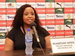 SA on target for Netball World Cup   News Article