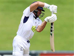 Knights fight back on day two at Kingsmead   News Article