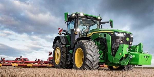 John Deere se boodskap aan landbouers | News Article