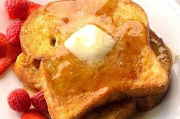 Your Weekend Breakfast Recipe - Vanilla French Toast | Blog Post