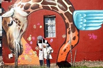 #OFMArtBeat - Start of the Presidential Public Art Program in the FS | Blog Post