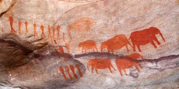 #OFMKinderhoekie - Nal'ibali: Die seun wat op die rotse verf | News Article