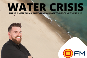 "#MidMorningMagic: These men think they figured out a ""plan"" for the water crisis 