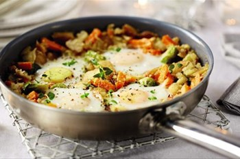 Your Weekend Breakfast Recipe - Boxing Day Breakfast.... just use all the food from yesterday! | Blog Post