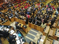Parliament to debate motion of no confidence in Ramaphosa | News Article