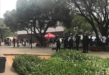 #UFSshutdown: Students in limbo as registration is halted   News Article