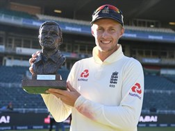 England claims the series 3-1 | News Article
