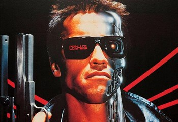 The Terminator himself auditioning for X-Factor | News Article
