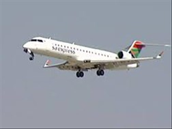 SA Express hopes to receive money owed by troubled carrier SAA | News Article