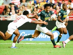 Blitzboks excited to restore pride  | News Article