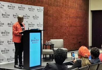 South Africa is in a state of crisis - Malema | News Article