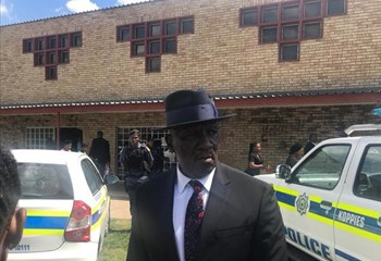 WATCH: Killing of police is treasonous - Cele | News Article
