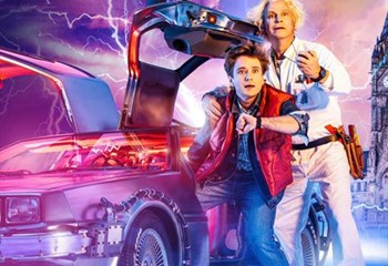 Tom Holland and Robert Downey Jr. in Back to the future | News Article