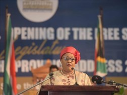 #FSSopa: Ntombela commits to attend to municipal woes | News Article
