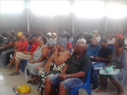 Bfn community briefed about land expropriation  | News Article