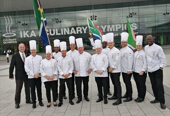 TJR - Culinary Olympics | News Article