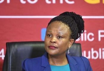 Mkhwebane seeks urgent high court order to halt her removal | News Article