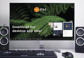 Turn your computer into a radio with the OFM desktop app | News Article