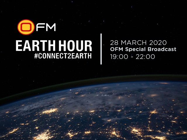 OFM #Connect2Earth Broadcast
