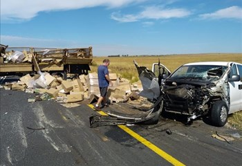 N1 accident leaves 3 injured  | News Article