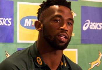 Kolisi asks South Africans to be safe during lockdown   News Article