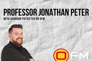#MidMorningMagic: Professor Jonathan Peter | Blog Post
