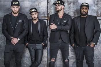 Alucius Mocumi Talks To Lead Singer Of Rubber Duc - Nick Jordaan | Blog Post