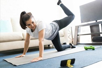#Covid19SA - Beat #lockdownlaziness with these exercise tutorials | Blog Post
