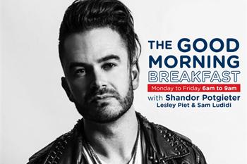 #GoodMorningsOFM: DANIEL BARRON | Blog Post