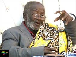Credo Mutwa laid to rest in NC | News Article
