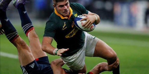 Malcolm Marx and other South Africans stranded in Doha | News Article