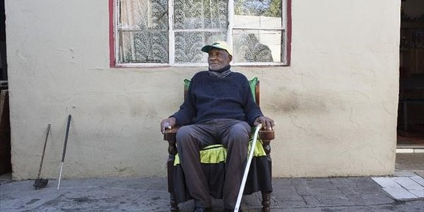 One of world's oldest men marks 116th birthday in SA | News Article
