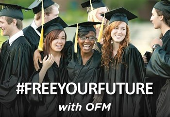 OFM Youth Day competition frees someone's future | News Article
