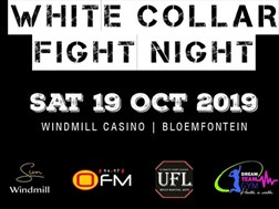 White Collar Fight Night, 19 October 2019 | News Article