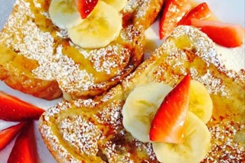 Your Weekend Breakfast Recipe - Fluffy French Toast | Blog Post
