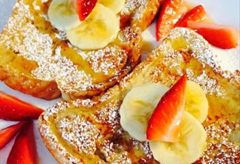 Your Weekend Breakfast Recipe - Fluffy French Toast   News Article