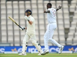 Holder puts the Windies in control | News Article